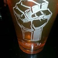 Photo taken at Iron Fist Brewing by Tara B. on 1/19/2013