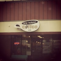 Photo taken at New Holland Coffee Co by Joel C. on 9/11/2014