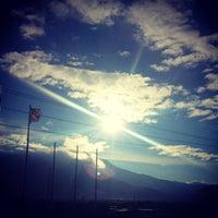 Photo taken at STM Teleferik by Ayten G. on 12/20/2012