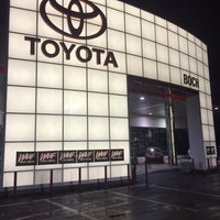 Photo taken at Boch Toyota by Guy on 12/6/2013