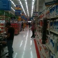 Photo taken at Walmart by Montserrat G. on 2/4/2013