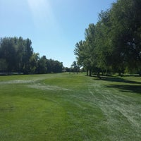Photo taken at Forest Dale Golf Course by Chris W. on 10/5/2014