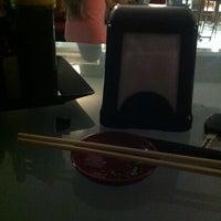 Photo taken at Temaki Music Lounge by Nadia G. on 12/26/2012