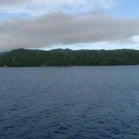Photo taken at Lembe Island by pande d. on 7/23/2013