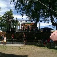 Photo taken at Rio Ramaza Marina, EV and Event Park by Shontae S. on 6/1/2013