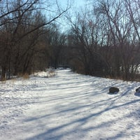 Photo taken at Crosby Farm Regional Trail by Chuck K. on 1/13/2014