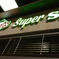 Photo taken at Super Salads by Antonio T. on 5/9/2013