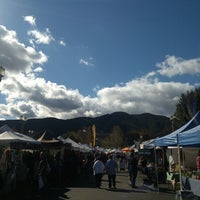 Photo taken at Old Town Temecula Farmer's Market by Eric L. on 12/15/2012