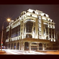 Photo taken at Novosibirsk Marriott Hotel by Sergey S. on 12/30/2013