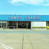 Photo taken at Campo Grande International Airport (CGR) by Pâmella F. on 12/24/2012