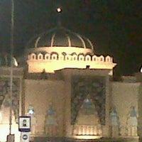 Photo taken at Masjid At-Taubah by yantos q. on 3/15/2013