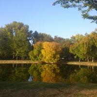 Photo taken at City Park by Iva K. on 9/29/2012