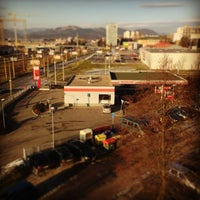 Photo taken at Benzinol by Michal W. on 12/30/2012