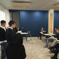 Photo taken at Vulcanìc > incubator by Mirko. V on 2/27/2016