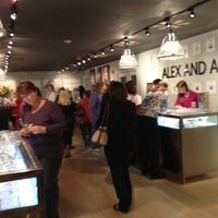 Photo taken at ALEX AND ANI East Greenwich - CLOSED by Mary Ann A. on 9/25/2012