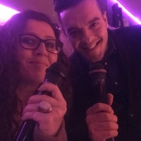 Photo taken at Warm Up Karaoke by Leyla I. on 2/4/2018