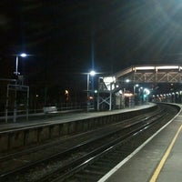 Photo taken at Maze Hill Railway Station (MZH) by Peter J. on 12/5/2012