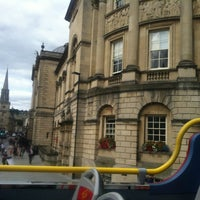 Photo taken at City Sightseeing Bath by Peter J. on 8/19/2013