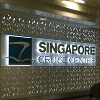 Das Foto wurde bei Singapore Cruise Centre von Dyah A. am 1/4/2013 aufgenommen
