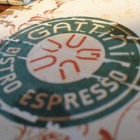 Foto tomada en Gattini Bistro Espresso por Ziya C. el 4/21/2013