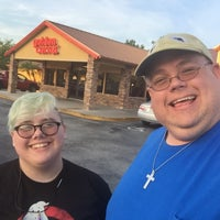 Photo taken at Golden Corral by Ken D. on 4/21/2016