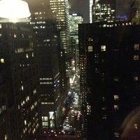 Photo taken at Grand Hyatt New York by Deniz K. on 1/17/2013