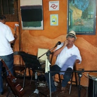 Photo taken at Deck Bar by Luiz E. on 11/17/2013