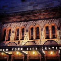 Photo taken at New York City Center by Ragnarok N. on 6/20/2013