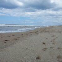 Photo taken at Prat Beach by Javier S. on 5/19/2013