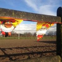 Photo taken at ruitershof Manege by Wally H. on 12/2/2012