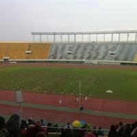 Photo taken at Pakistan Sports Complex by Torsam M. on 3/13/2013