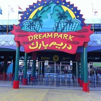 Photo taken at Dream Park by Giuseppe N. on 4/24/2013