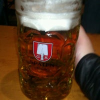 Photo taken at Spaten-Franziskaner Brau GmbH by Anastasia L. on 9/23/2012