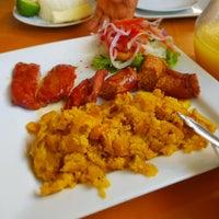Foto tomada en Restaurante La Collpa por Carlomagno R. el 7/16/2017
