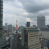 Photo taken at グランパークタワー by Akira M. on 9/12/2016