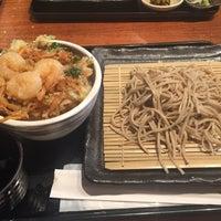 Photo taken at 手打そば・食彩酒処 凪 by Akira M. on 10/20/2016