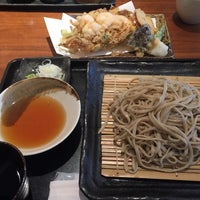 Photo taken at 手打そば・食彩酒処 凪 by Akira M. on 1/6/2017