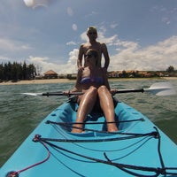Photo taken at Jibe's Watersports Centre by Женя П. on 9/8/2013