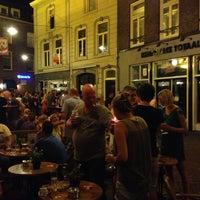 Photo taken at Tapperij Het Veulen by Remco K. on 8/2/2013
