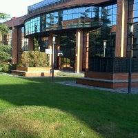 Photo taken at Universidad Carlos III de Madrid - Campus de Getafe by miguel angel d. on 9/19/2012