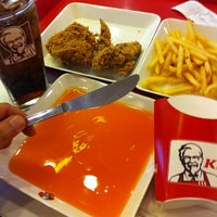Photo taken at KFC by อาคม ค. on 1/8/2015