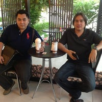 Photo taken at Caffe De Amm by อาคม ค. on 7/27/2013