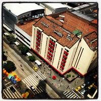 Photo taken at Edificio Tequendama by Jose S. on 4/8/2013
