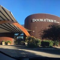 Photo taken at DoubleTree by Hilton Hotel & Spa Napa Valley - American Canyon by Loren B. on 12/28/2016