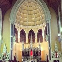 Photo taken at Capuchin Friary Church by Acacio D. on 10/13/2013