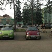 Снимок сделан в Банк Русский Стандарт пользователем Кирилл Б. 4/4/2013