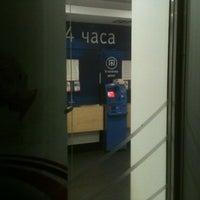 Снимок сделан в Банк Русский Стандарт пользователем Кирилл Б. 11/3/2012