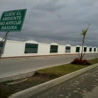 Photo taken at Autoridad Portuaria Esmeraldas by Diego M. on 7/11/2013
