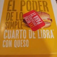 Photo taken at McDonald's by Bár V. on 3/4/2013