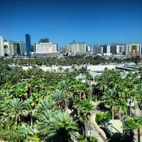 Photo taken at Casino Tower at Hard Rock Hotel & Casino by Chris V. on 6/23/2013